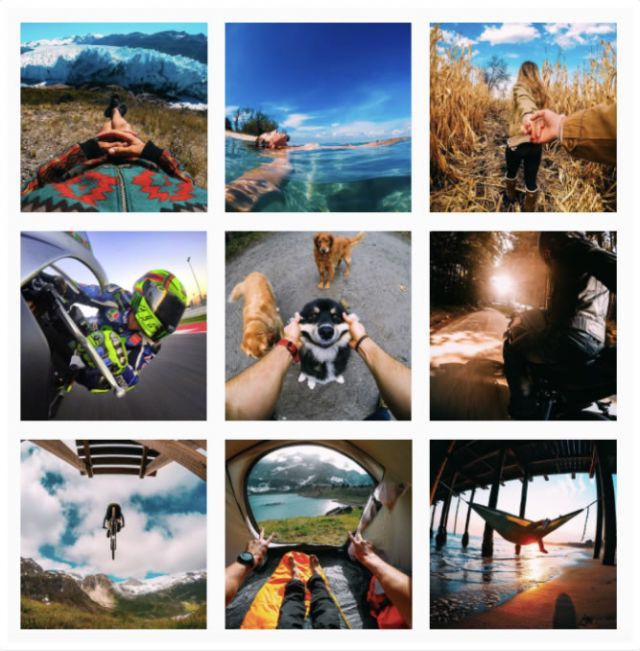 GoPro Instagram Feed