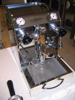 Vibiemme Domobar Lever coffee machine